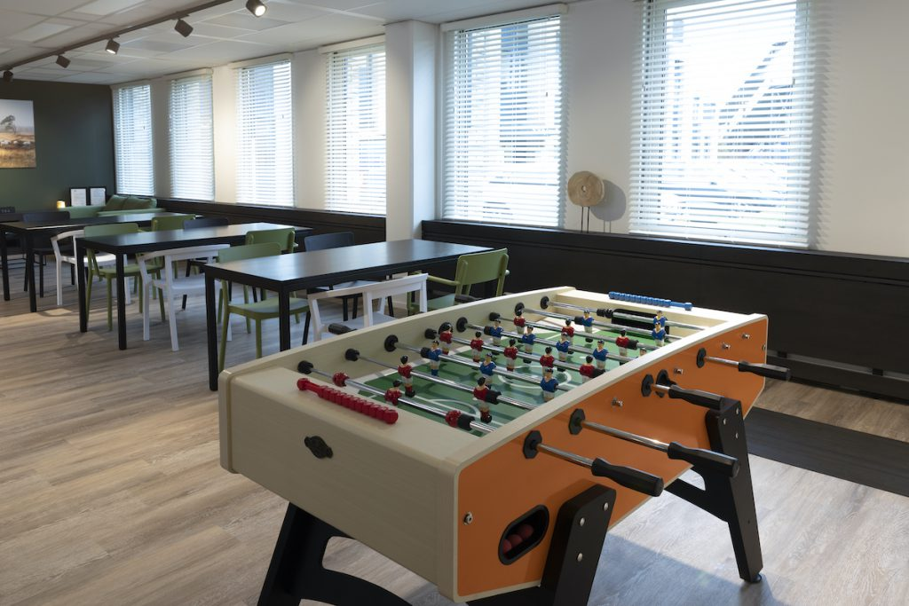 voetbaltafel kantoor