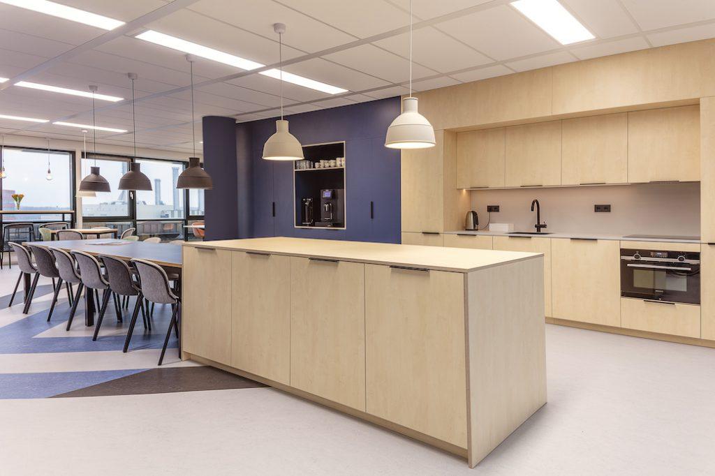 maatwerk keuken kantoor