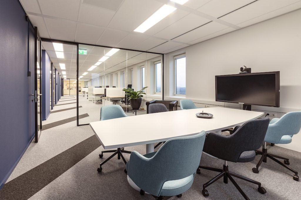 werkplek kantoor